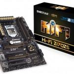 Анонсирована материнская плата Biostar Hi-Fi Z170Z5