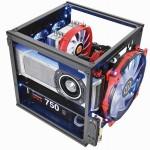 Thermaltake Suppressor F1 — солидный настольный куб