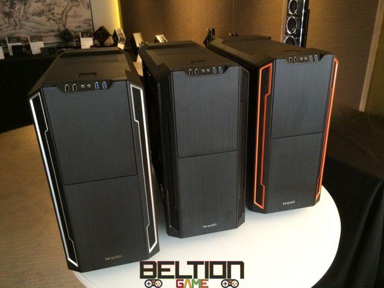 В продажу поступили новые компьютерные кейсы Silent Base 600 от be quiet!