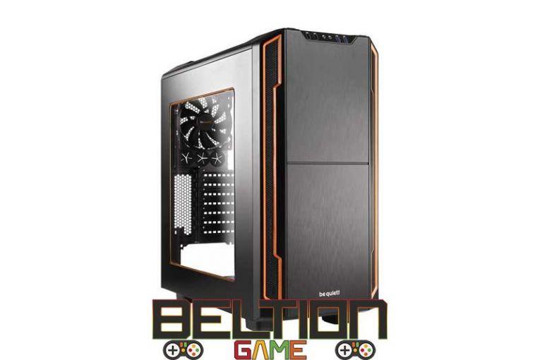 В продажу поступил новый компьютерный кейс Silent Base 600 от be quiet!-1