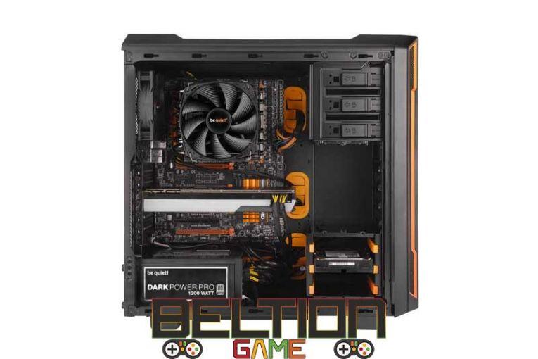 В продажу поступил новый компьютерный кейс Silent Base 600 от be quiet!-5