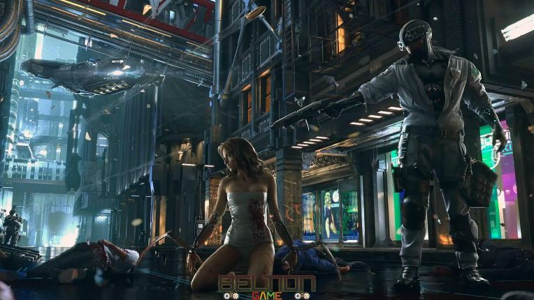 CD Projekt RED: над Cyberpunk 2077 трудится большой штат
