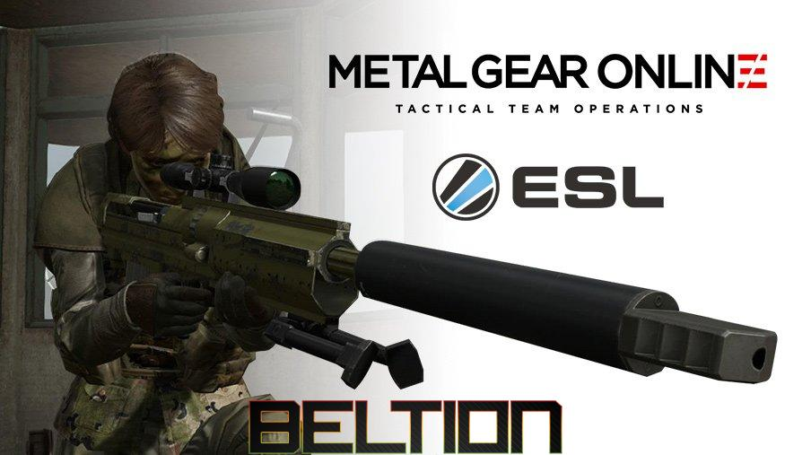До начала турнира Metal Gear Online Global Championship осталось меньше 2-х недель