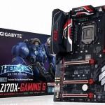 GIGABYTE GA-Z170X-Gaming 6 — высокая производительность с современным дизайном