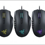 Razer Naga Chroma — игровая мышь для фанатов MMO