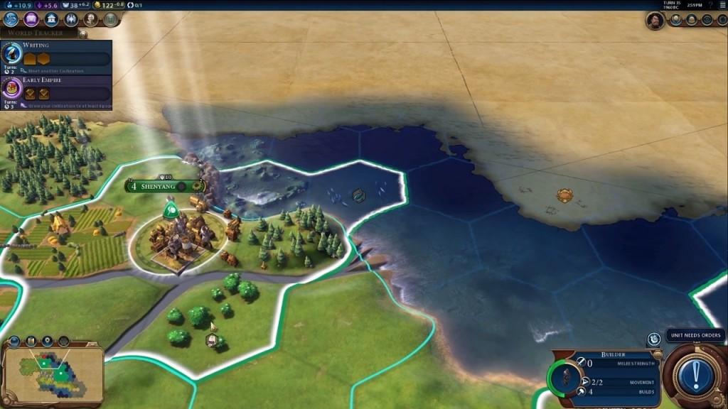 Первый геймплей Civilization 6 уже в сети