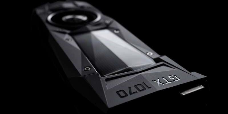 Тесты Nvidia GTX 1070