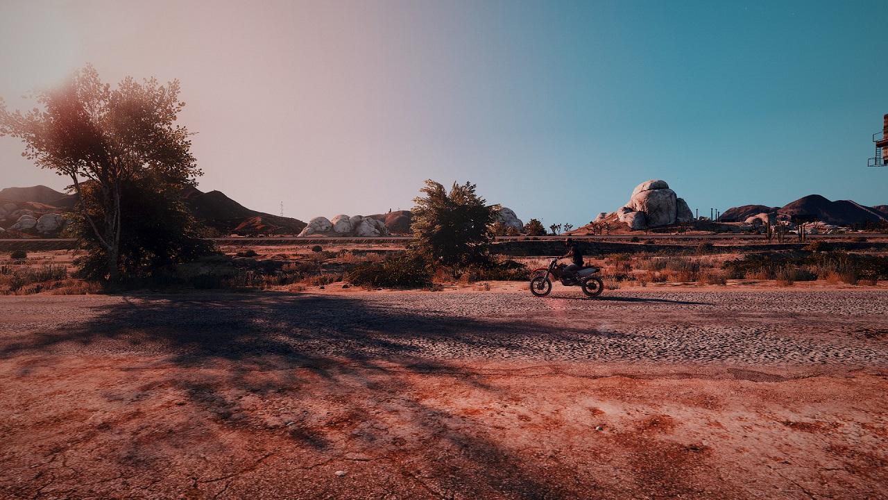 Новые скриншоты GTA 5 Redux уже в сети