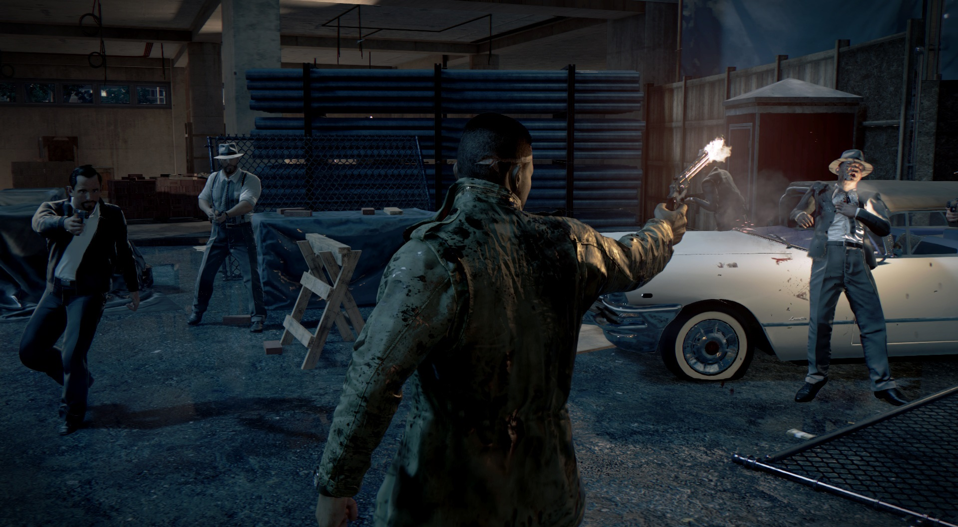 Mafia 3 обзавелась трейлером предзаказа