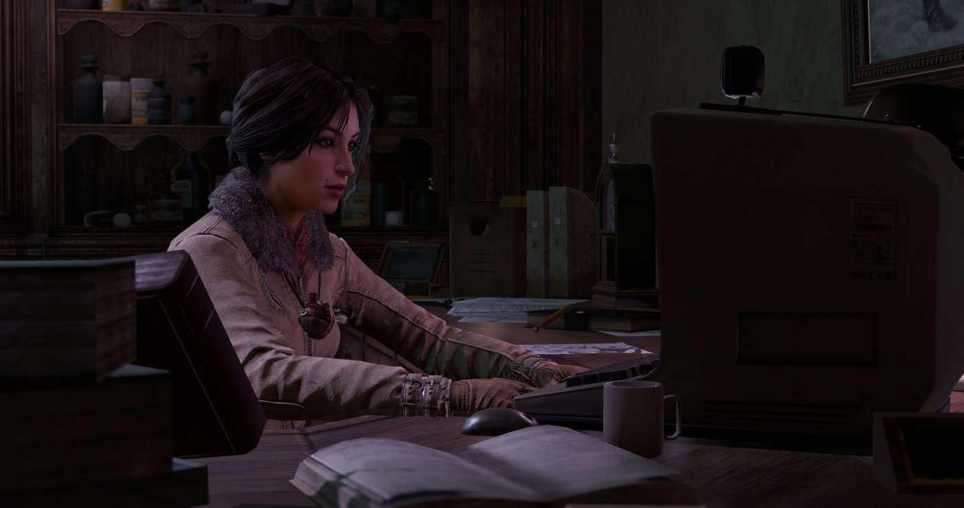 Геймплей Syberia 3 появился в сети
