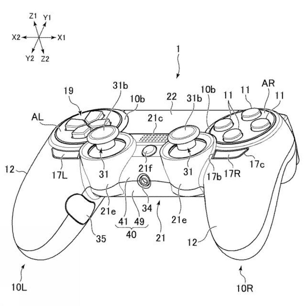 В Dualshock для PS4 Neo будут съемные кнопки