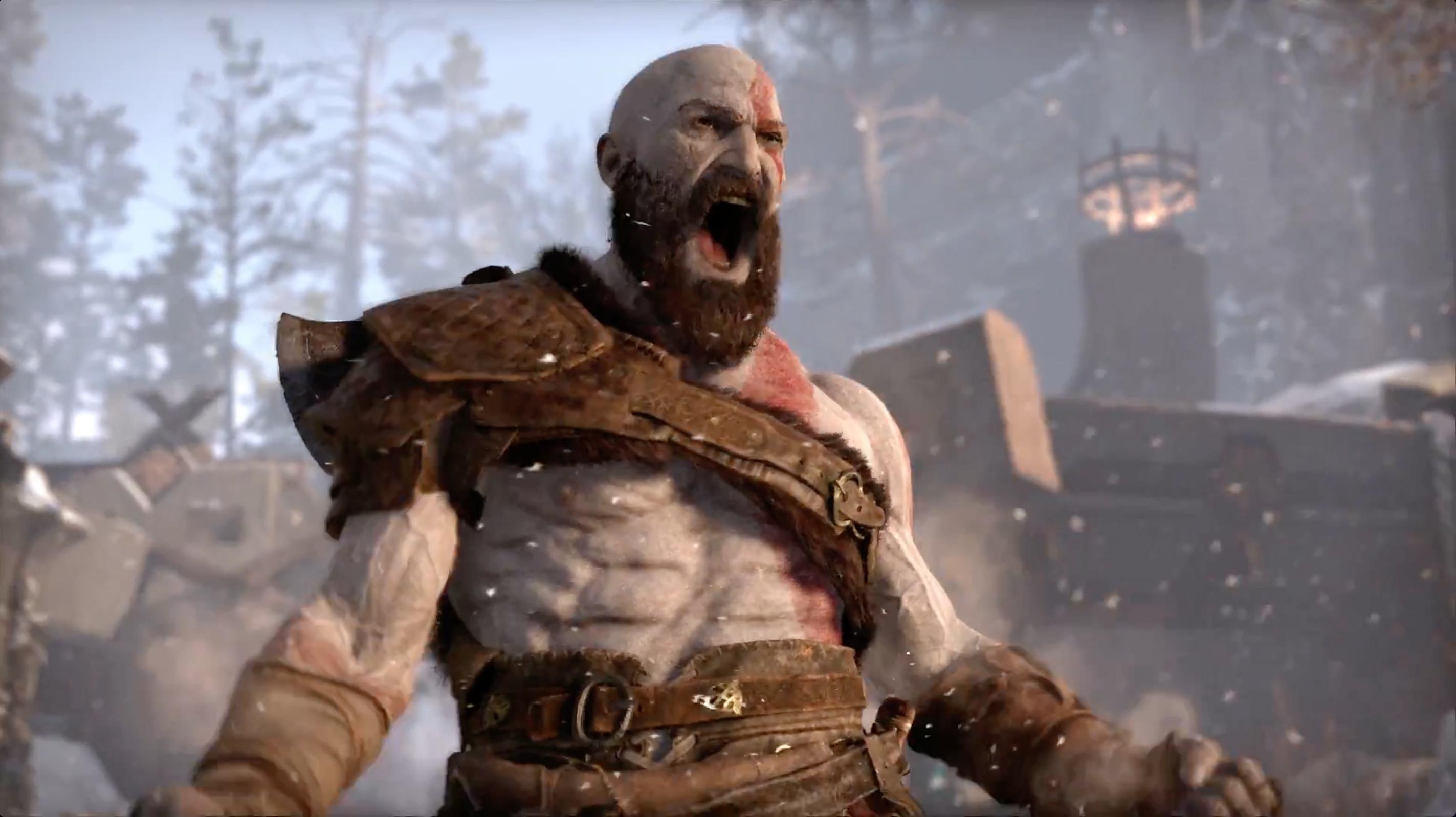 Показ God of War стал самым популярным видео с E3