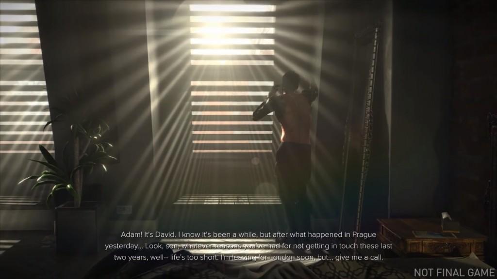 Геймплейное видео Deus Ex: Mankind Divided