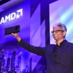 AMD показала свою новую видеокарту — Radeon RX480