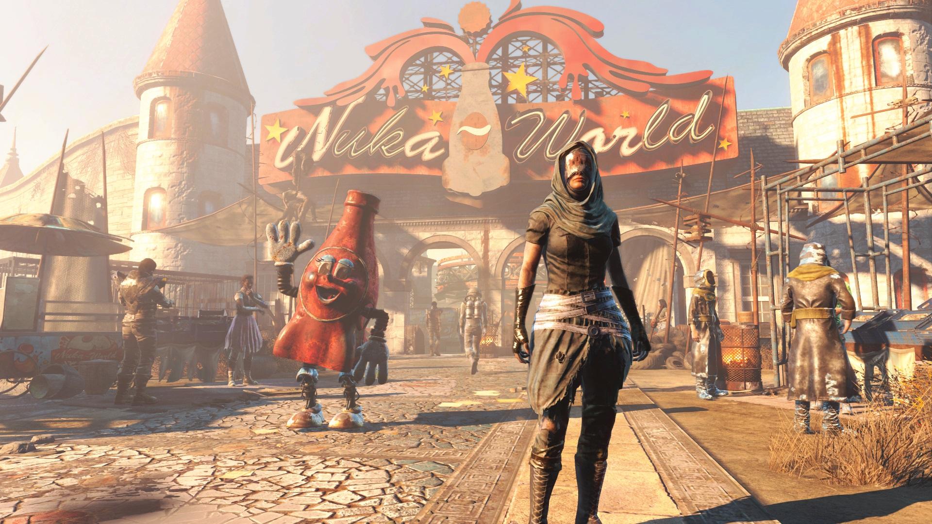 Fallout 4 может получить еще больше контента