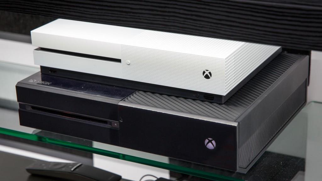 Microsoft соврали о размерах Xbox One S