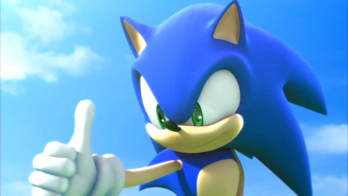Новая Sonic the Hedgehog выйдет в 2017 году