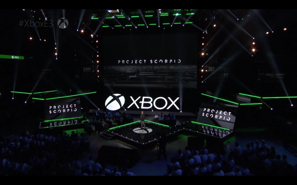 Не все игры будут работать на Xbox Scorpio в 4K