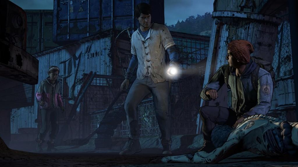 Первые скриншоты третьего сезона The Walking Dead