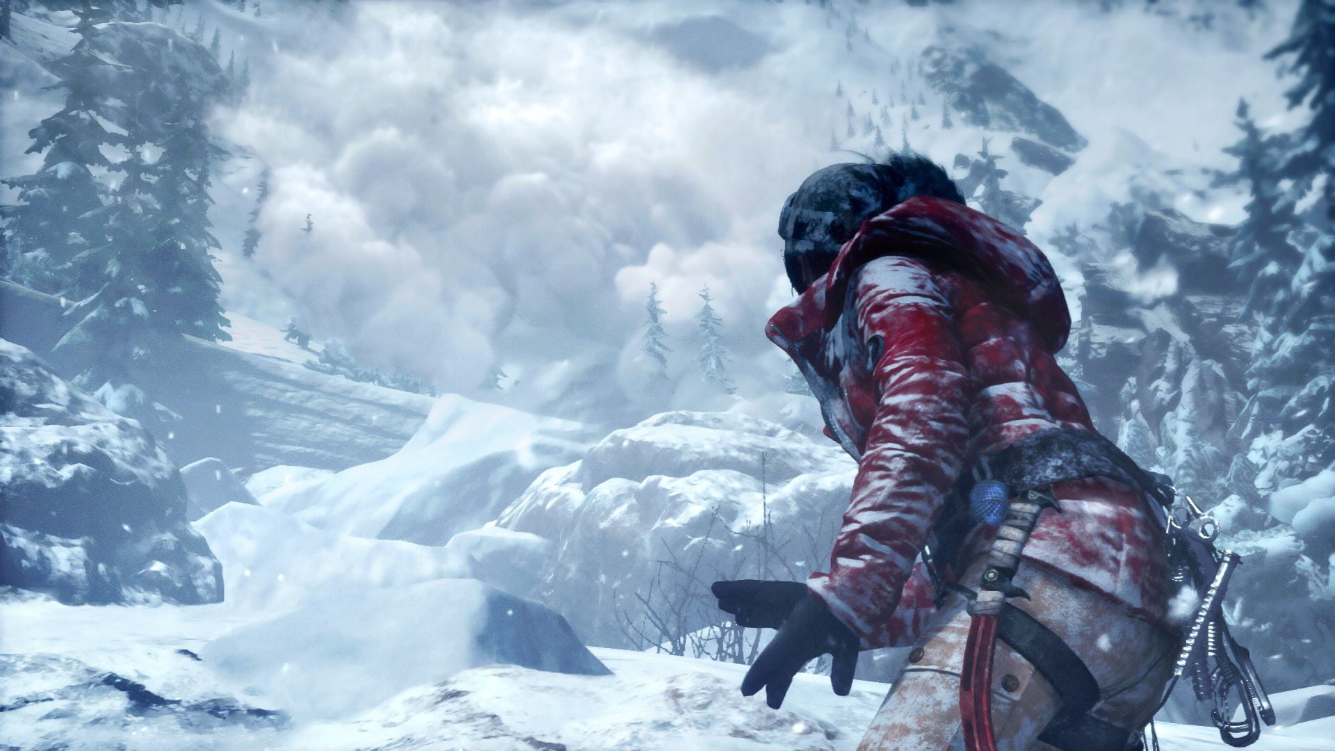Rise of the Tomb Raider для PS4 выйдет в октябре?