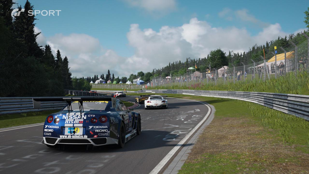 PS3 была кошмаром для авторов Gran Turismo