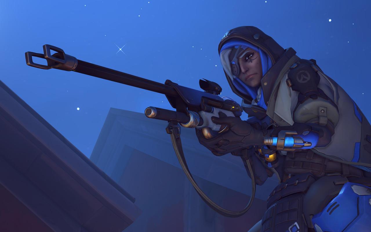 Blizzard показали нового персонажа Overwatch