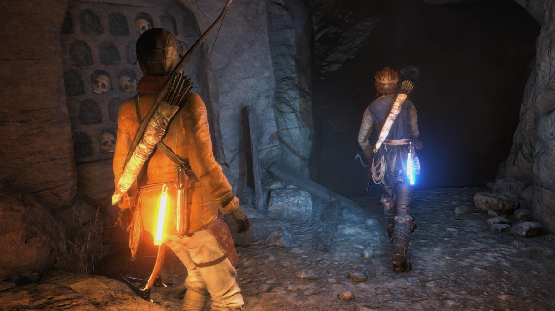 Геймплей Rise of the Tomb Raider на PS4 уже в сети