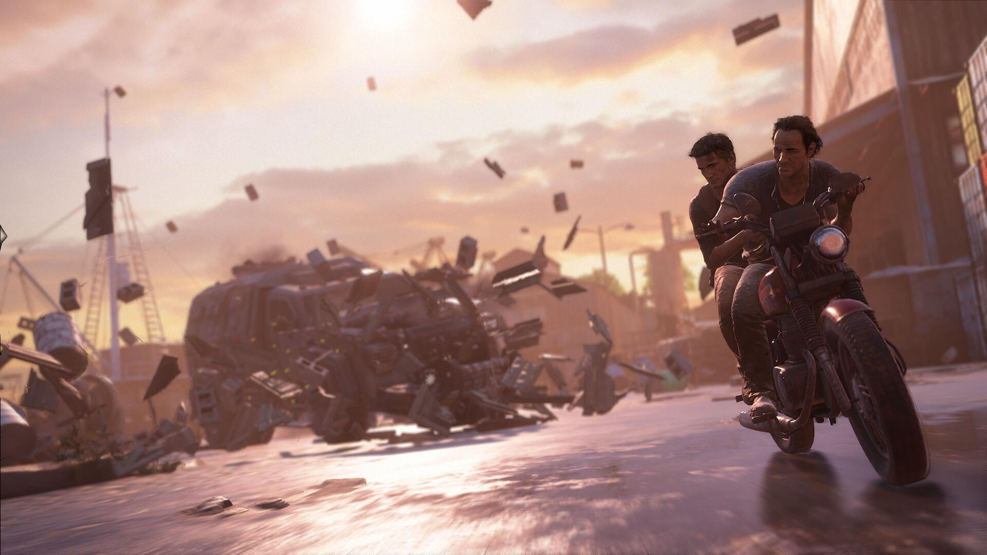 Мультиплеерное будущее Uncharted 4 будет большим