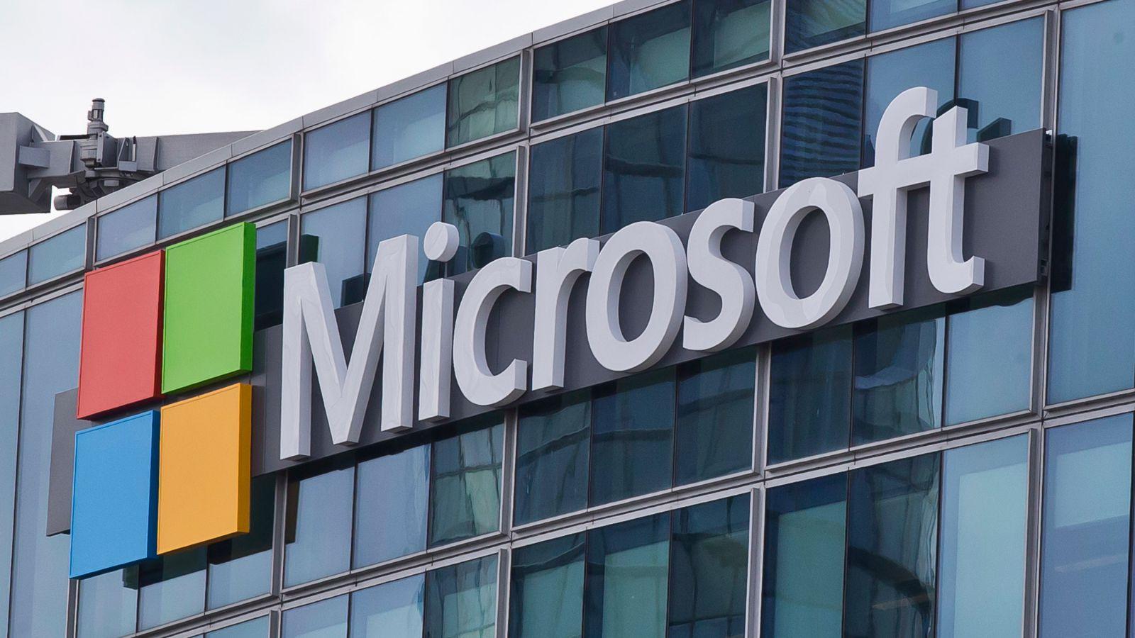 Microsoft сократит практически 5 тыс. служащих