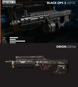 Кражу оружия провели не сами разработчики Orion