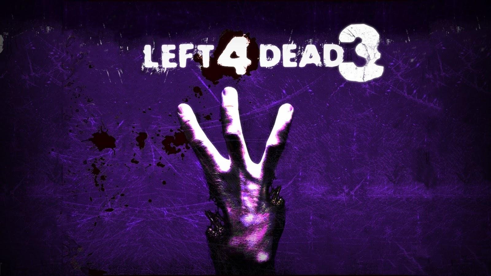 Сотрудник Valve слегка засветил Left 4 Dead 3