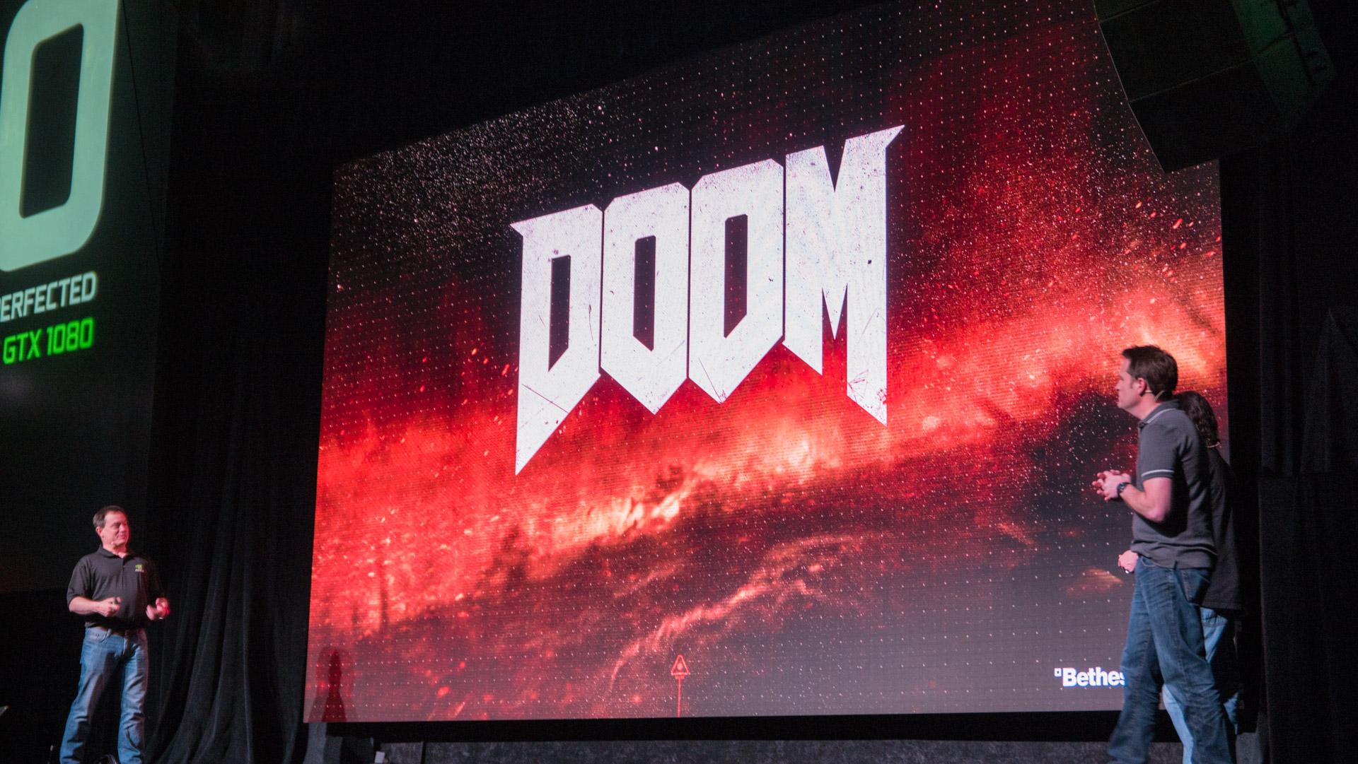 DOOM получил поддержку Vulkan API