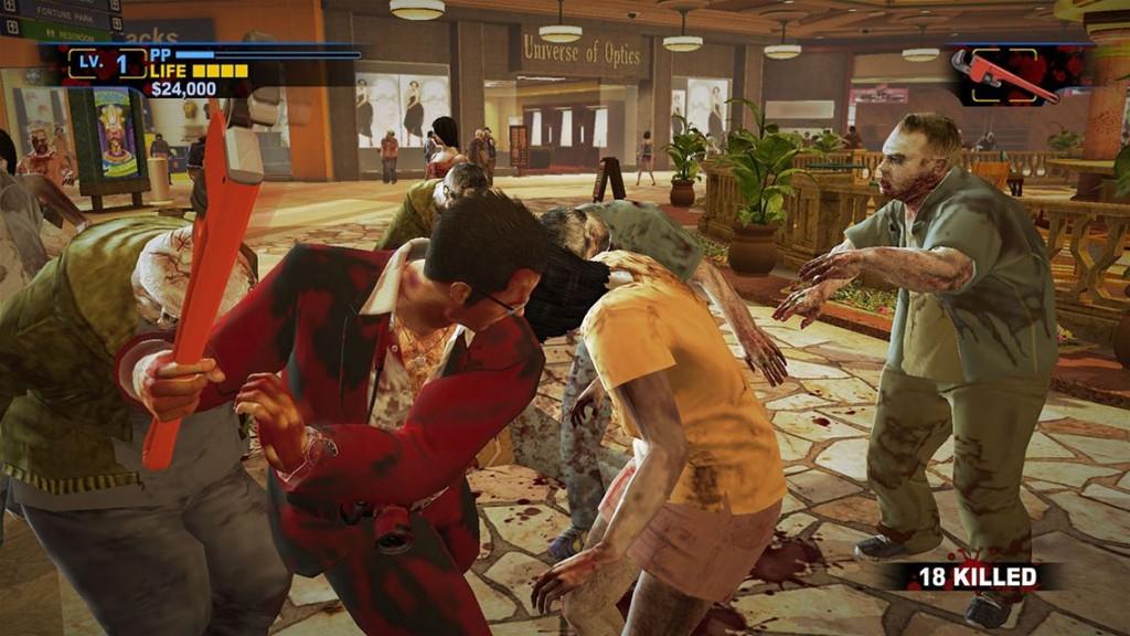 Первые скриншоты ремастеров Dead Rising уже в сети
