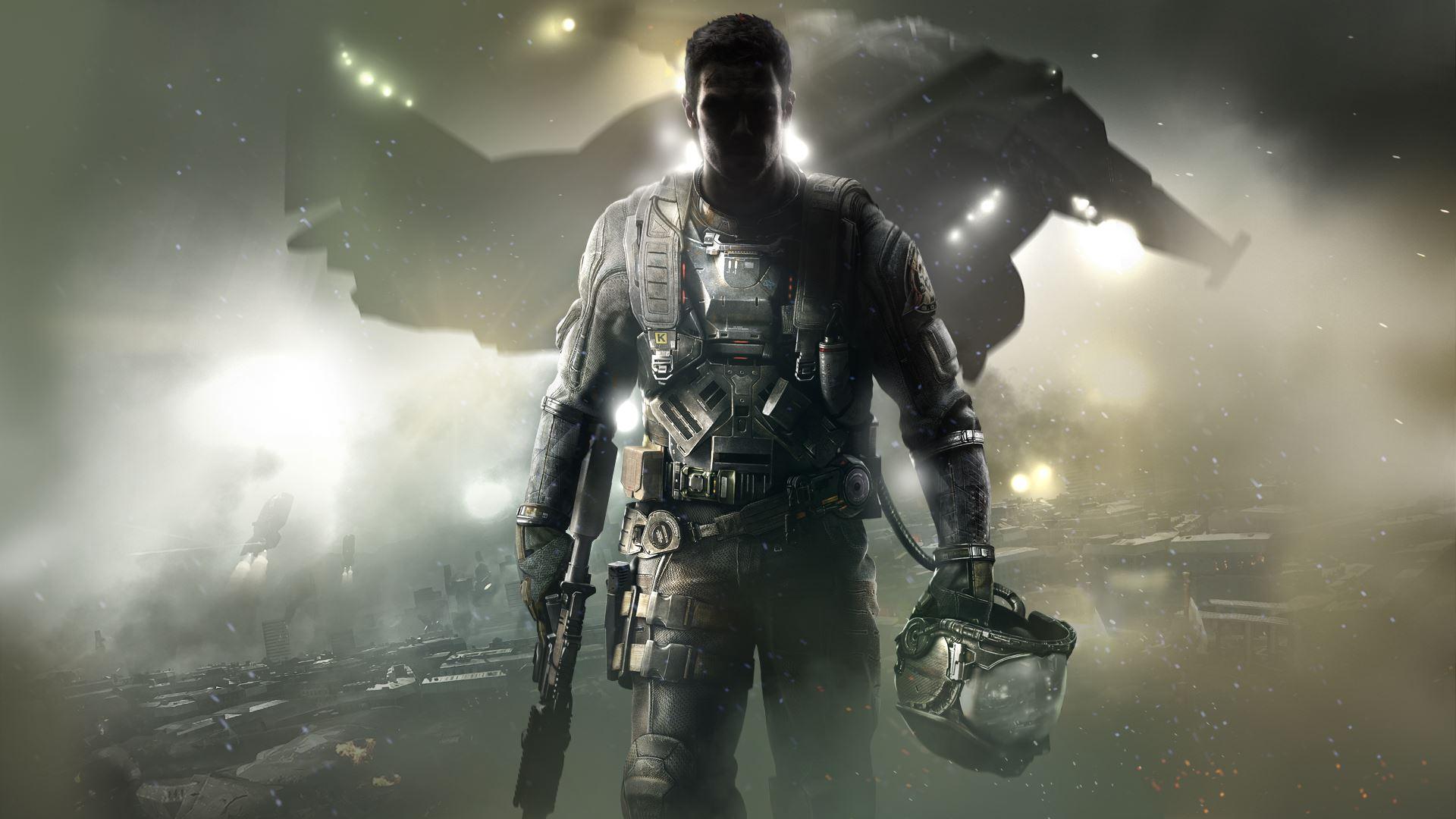 В сеть попал новый геймплей CoD: Infinite Warfare