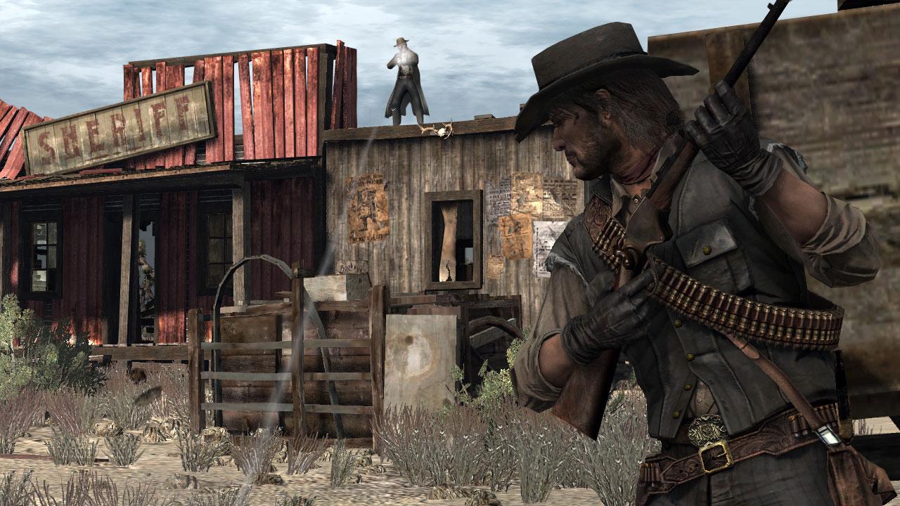 Red Dead Redemption станет совместимой с Xbox One