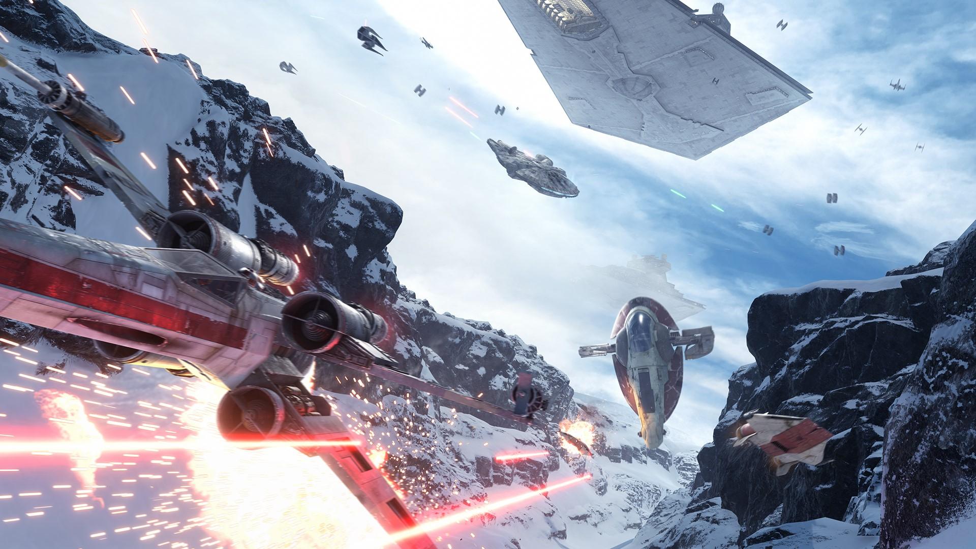 Visceral показали концепты будущей Star Wars