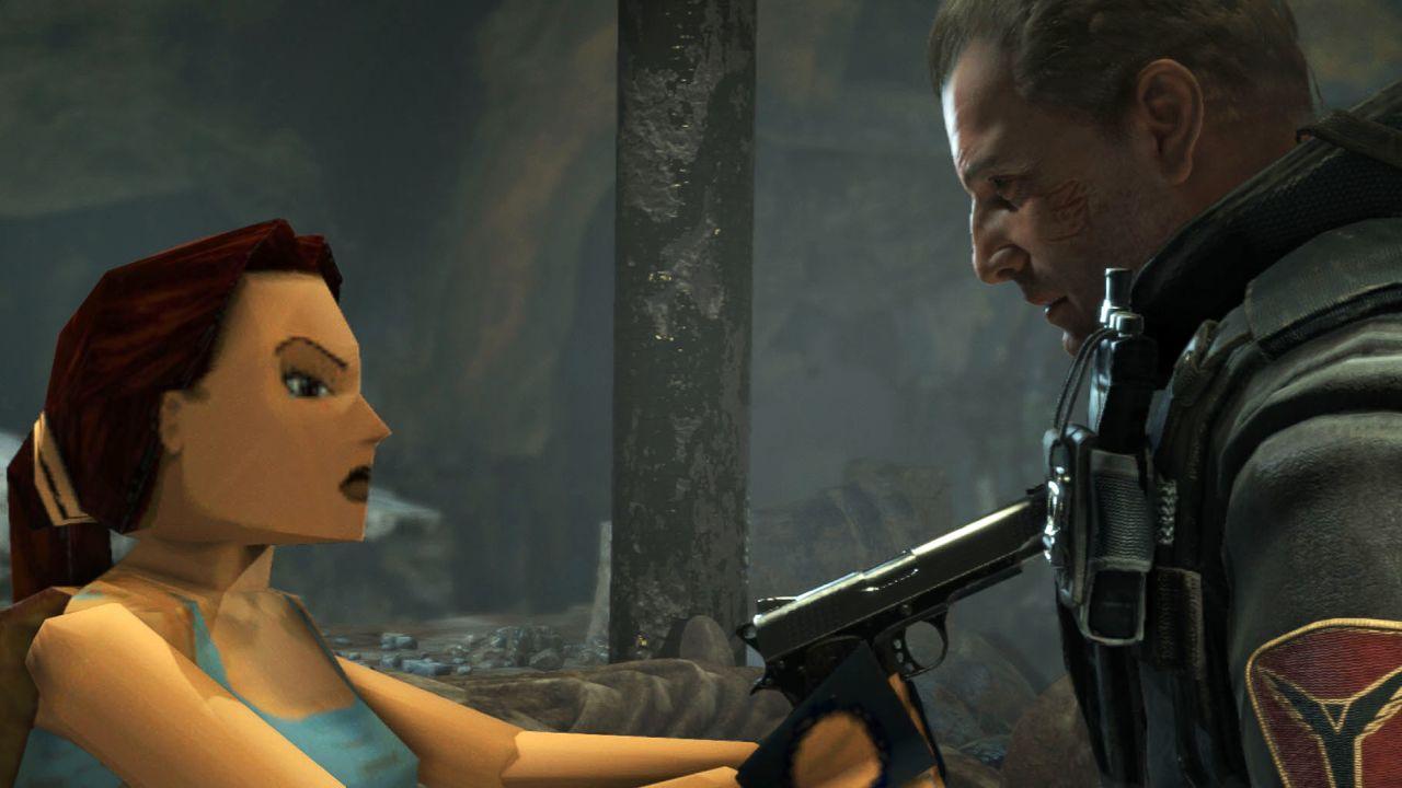 Rise of the Tomb Raider точно выйдет на PS4