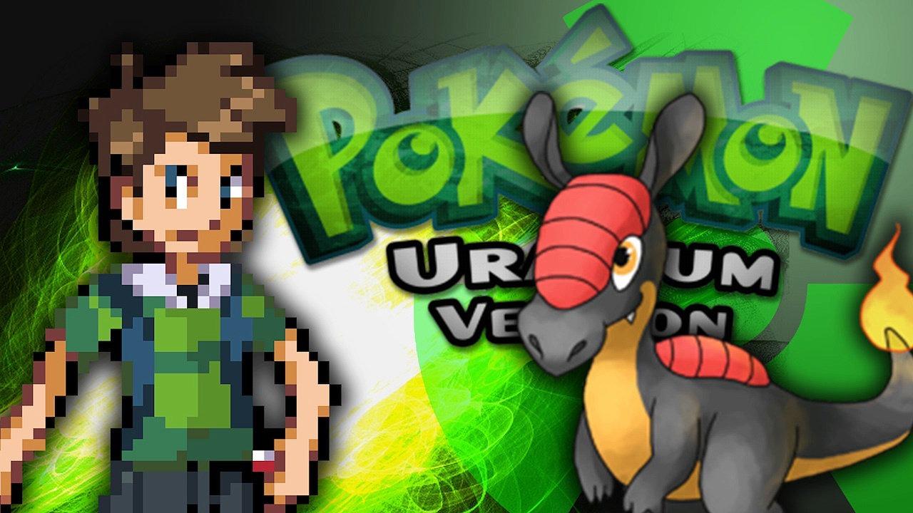 Фанаты закончили разработку Pokemon Uranium