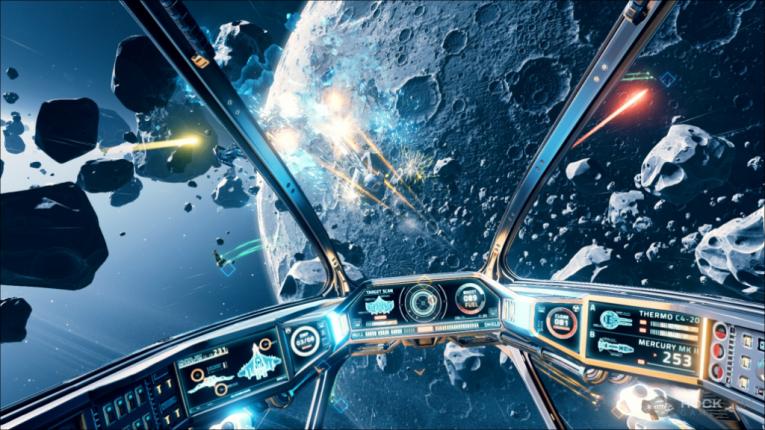 Хулиганский космический шутер Everspace появится в категории «ранний доступ» на Steam, Xbox и GOG.com