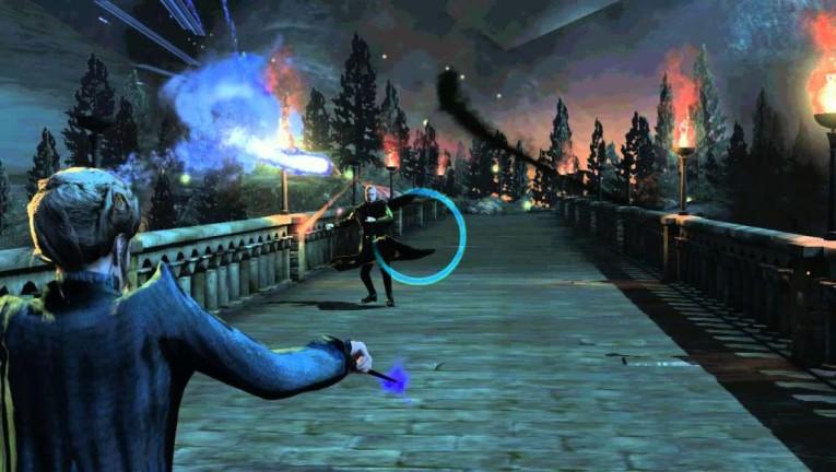 Игра Гарри Поттер и Дары Смерти. Часть вторая