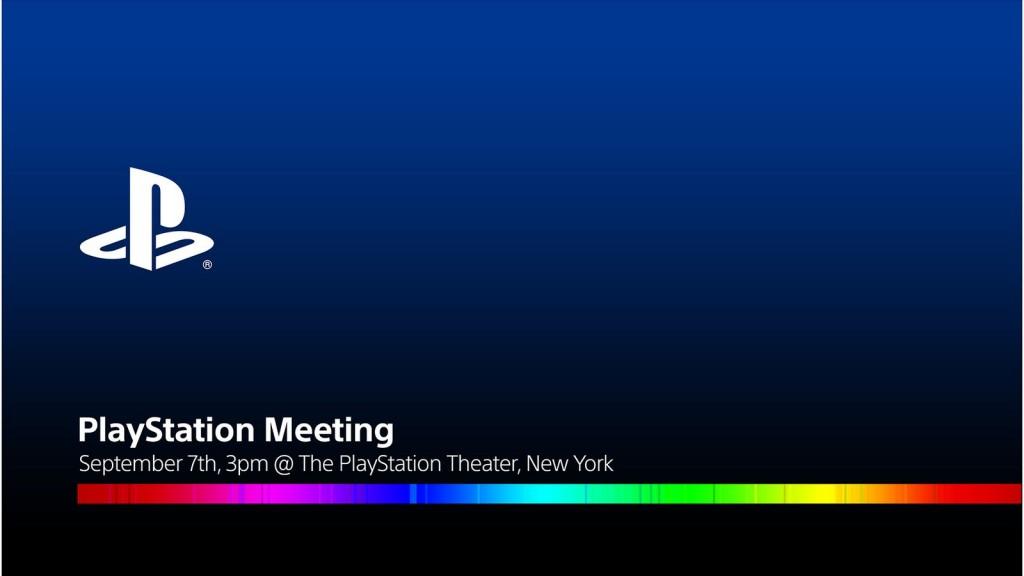 Sony подтвердили дату анонса PS4 Neo