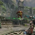 Quake Champions получила первый геймплей