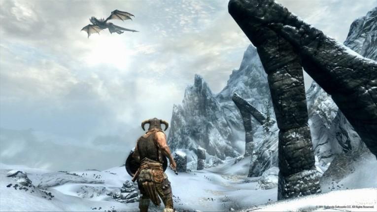 The Elder Scroll V: Skyrim