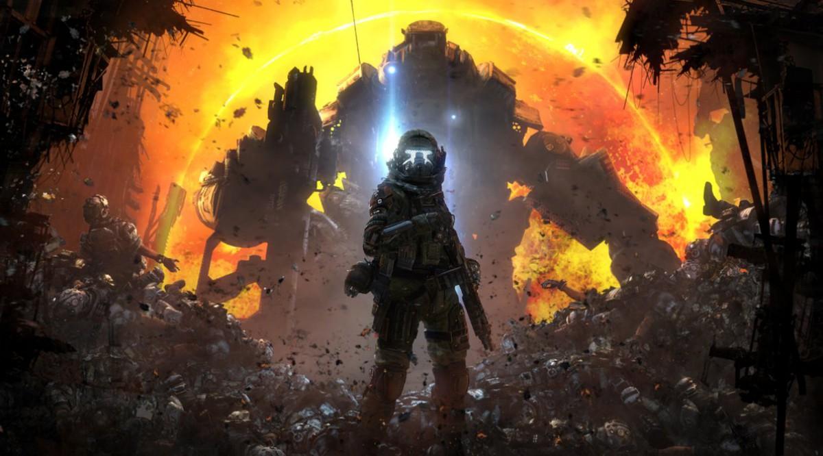 Начало сюжетной кампании Titanfall 2 выложили в 4K