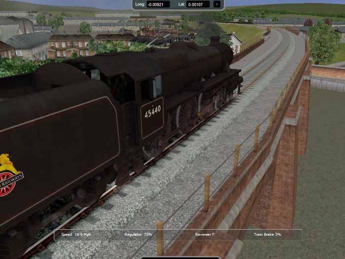 Железнодорожный симулятор Rail Simulator