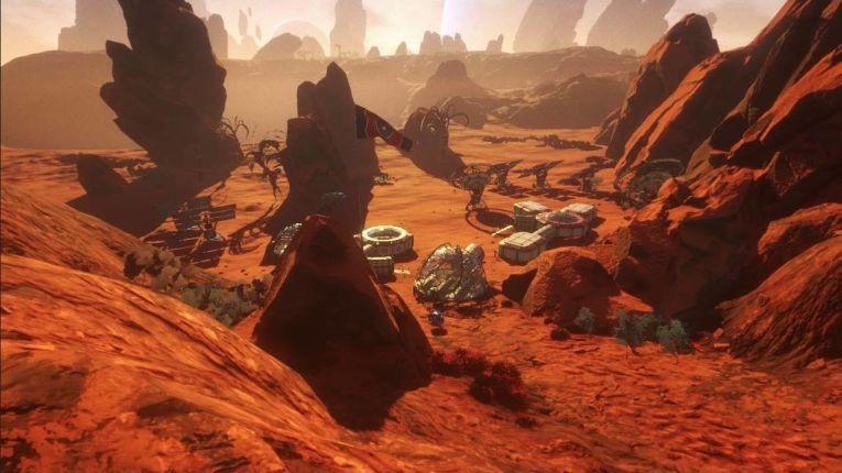 Скоро выйдет игра на космическую тематику Osiris: New Dawn