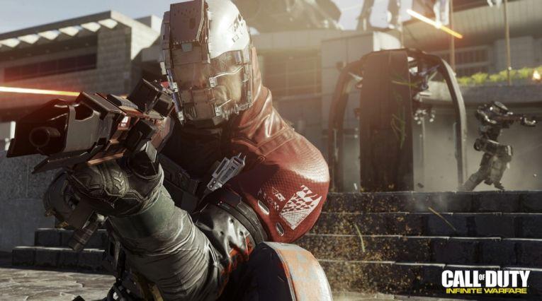 Новое сюжетное видео Call of Duty: Infinite Warfare