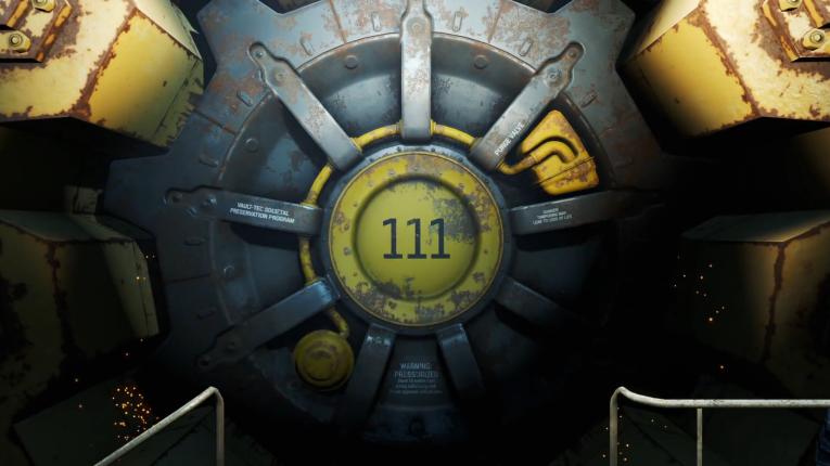 Выход из Убежища 111 в Fallout 4  - эпичнее, чем ожидалось
