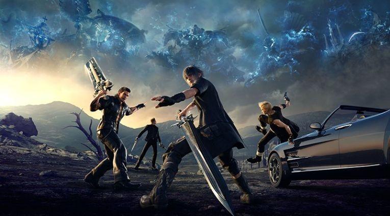 На Tokyo Game Show 2016 показали новый трейлер Final Fantasy XV