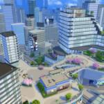 Как создавался новый городок Sims 4 Сан Мишуно